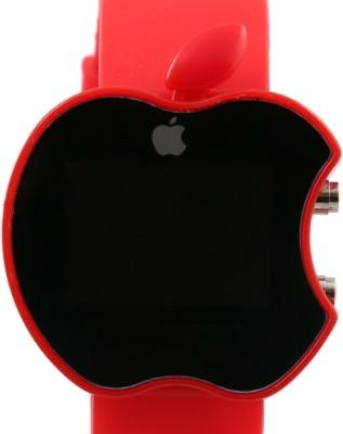 Pahel SF-AppleRed-led110 Digital Watch  - For Boys