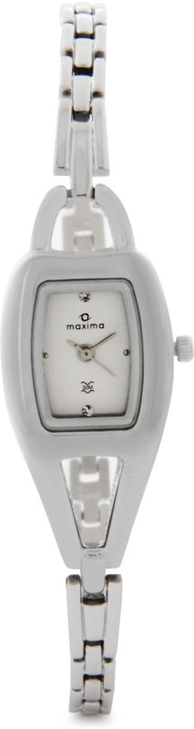 Maxima 15420BMLI Swarovski Analog Watch  - For Women