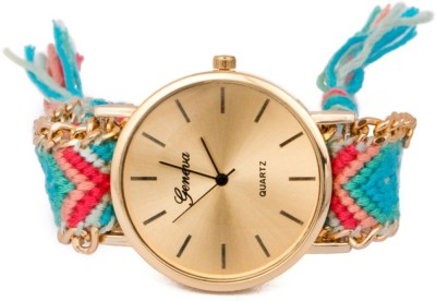 Style Feathers SF-Colourful Analog Watch  - For Women