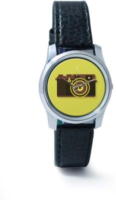 PosterGuy BigOwl Camera Women's Analog Wrist Watch-2004014536-RS2-S-BLK Analog Watch  - For Women