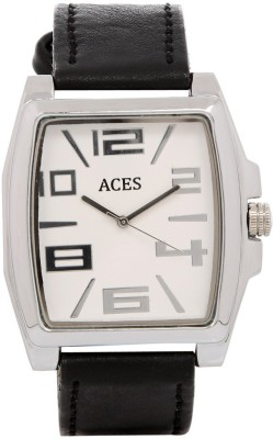 Aces A-0324-WH Analog Watch  - For Men