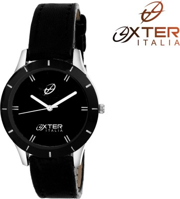 Oxter Creative Black-7007-Ladies Beautiful Collection Analog Watch  - For Women, Girls