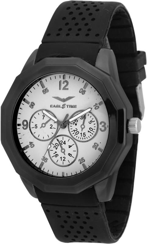 Eagle Time ET GR603 Decker Analog Watch For Men