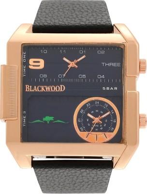 Blackwood BW-WAD-GLD-SS15-AV1068 Analog Watch  - For Men