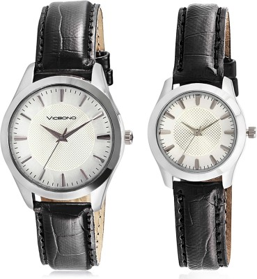 Vicbono VB9-P Analog Watch  - For Couple