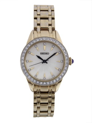 Seiko SRZ386P1 Analog Watch  - For Women