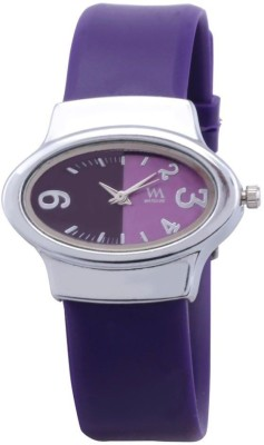 WM WMAL-111-PLva Analog Watch  - For Women