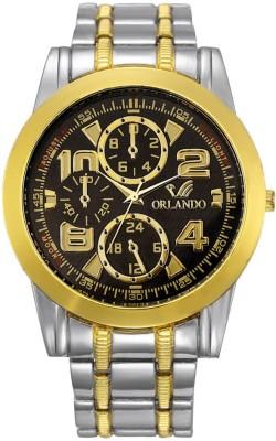 Orlando W1216GB Analog Watch  - For Men