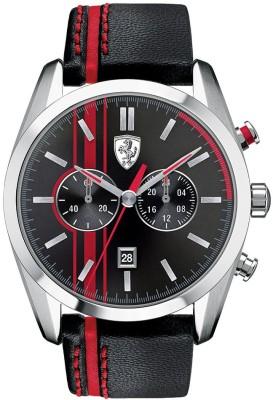 Scuderia Ferrari 0830177 Analog Watch  - For Men