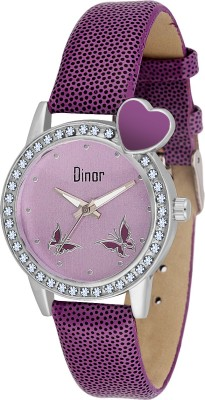 Dinor dr-5020 Trivia Analog Watch  - For Women