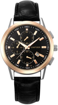 Cafuer W1151BB Analog Watch  - For Men