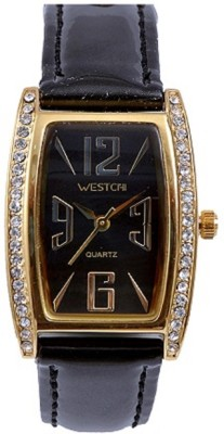 Westchi 3107GBB Luxury Analog Watch  - For Women