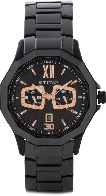 Titan NH90012ND01 Analog Watch For Men