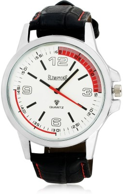 SLIMSTONE 642W Analog Watch  - For Men