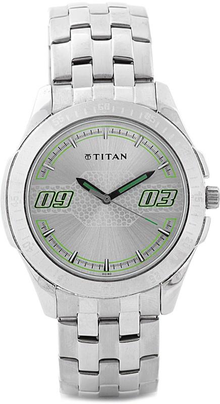 Titan NF1587SM01 Octane Analog Watch For Men