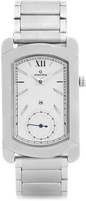 Maxima 30350CMGI Attivo Analog Watch  - For Men