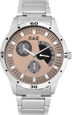 K&Q KQ034M Regium Analog Watch  - For Men, Boys