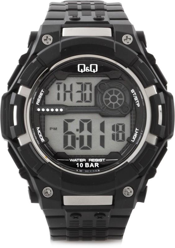 QQ M125J001Y Digital Watch For Men