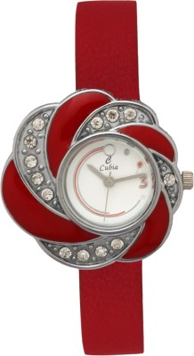 Cubia cubw26 Trendy Analog Watch  - For Girls