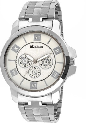 abrazo 0059-WH Analog Watch  - For Men, Boys