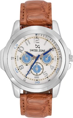 Swiss Zone sz0240 Analog Watch  - For Men