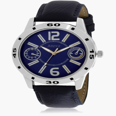 Adine 6016bu Analog Watch  - For Boys, Men