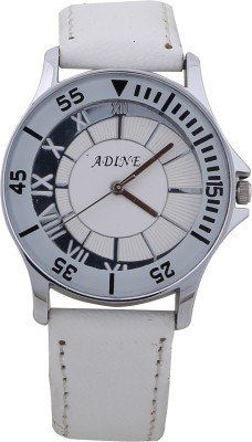 Adine ad-1254wh Analog Watch  - For Girls, Women
