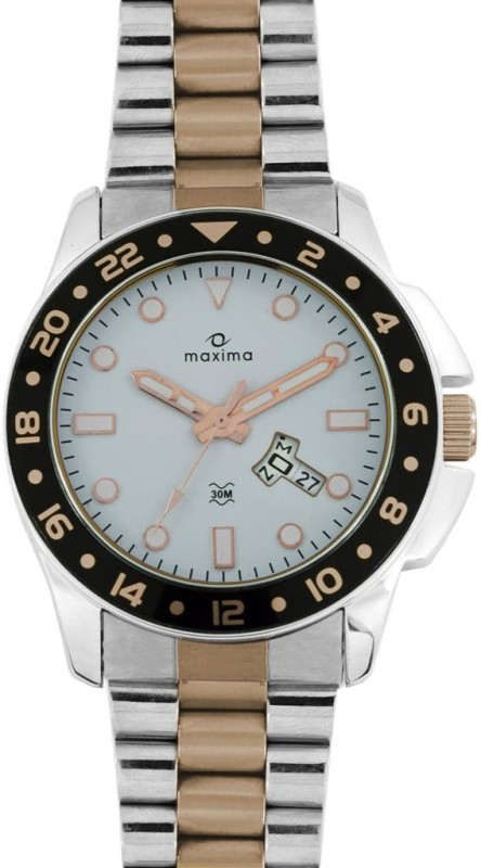Maxima 32911CMGT Attivo Analog Watch For Men