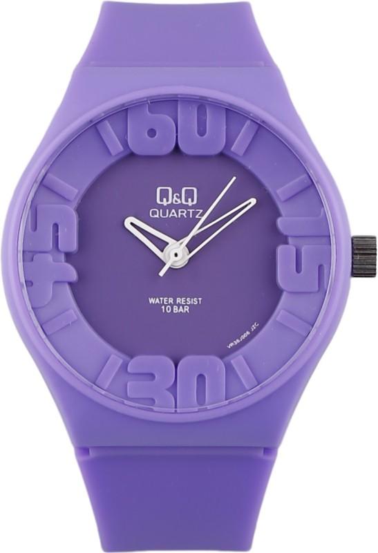 QQ VR36J006Y Analog Watch For Men