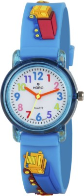 Horo K163 Analog Watch  - For Boys, Girls