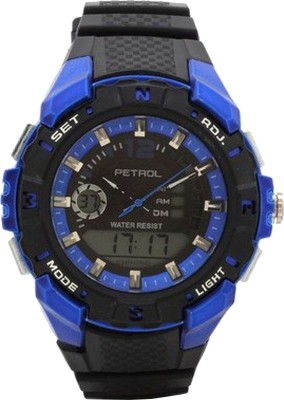 Petrol PSPRT12 Analog-Digital Watch  - For Men