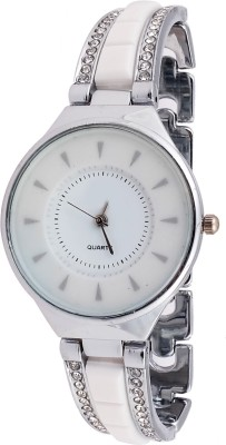 Super Drool ST2513_WT_SILVER Stunner Analog Watch  - For Women