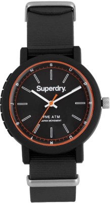 Superdry SYG197B Analog Watch  - For Men