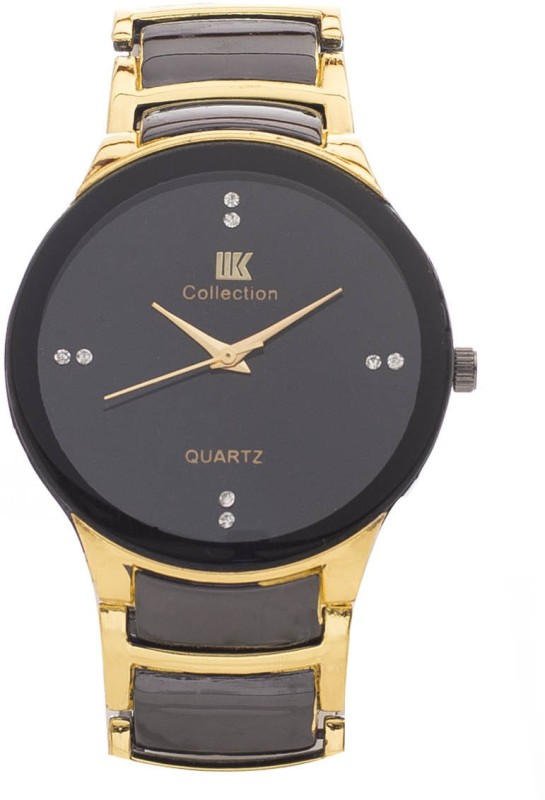 IIK Collection Goldy MonoChrome Analog Watch For Men