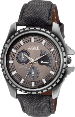 Agile AGM047 Classique Analog Watch  - For Boys, Men