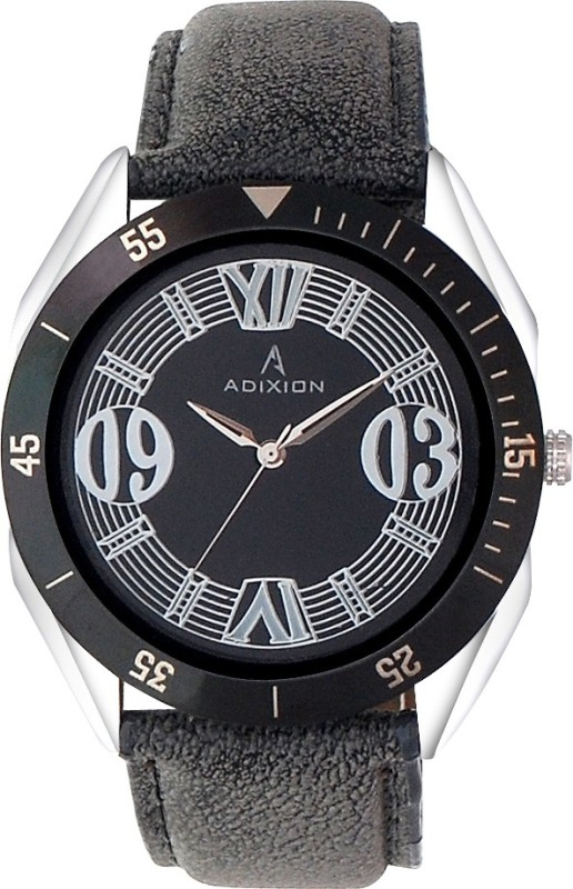 ADIXION AD9301KL01 New Generation Analog Watch For Men