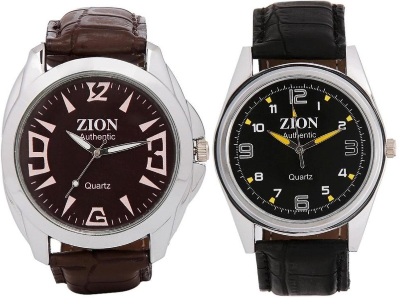 Zion 1011 Analog Watch For Men