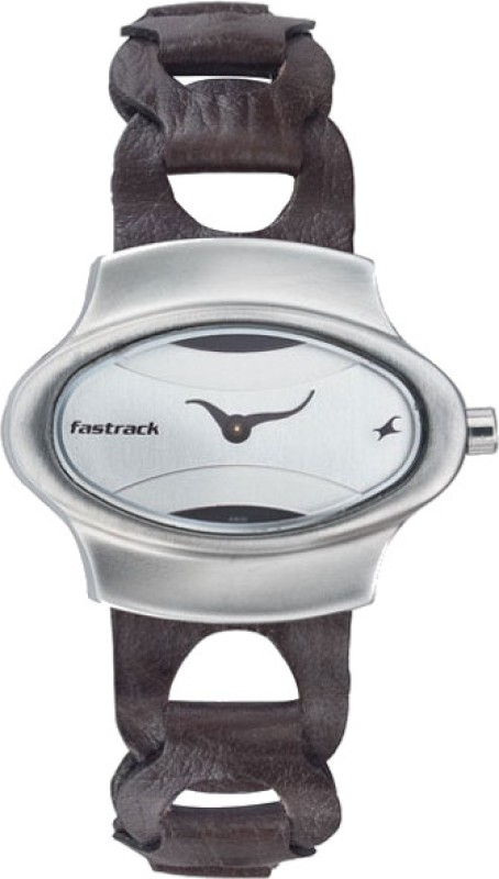 Fastrack NG6004SL01 Urban Kitsch Analog Watch For Women