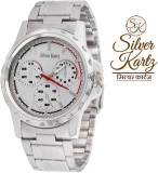 Silver Kartz WTMM-036 Analog Watch  - Fo...