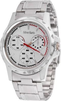Silver Kartz WTM-036 Analog-Digital Watch  - For Boys, Men