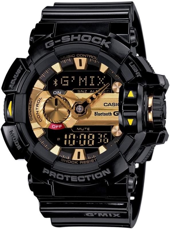 Casio G557 G Shock Analog Digital Watch For Men