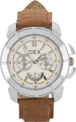 Idea Quartz id108 Analog Watch  - For Men