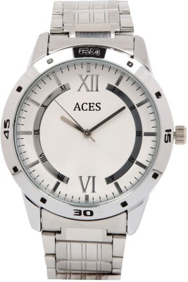 Aces A-0455 WH Analog Watch  - For Men
