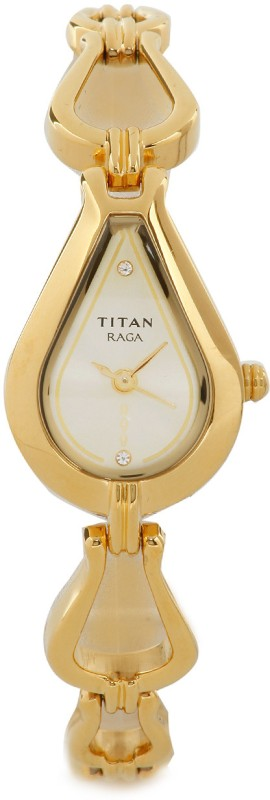 Titan NE2333YM02 Raga Analog Watch For Women