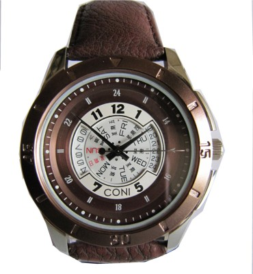 Coni MNH 7002 SL03 CONI Analog Watch  - For Men