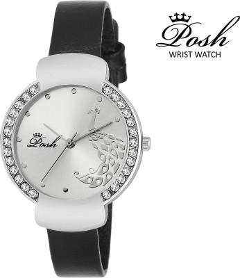 Posh PST208p Analog Watch  - For Girls, Women