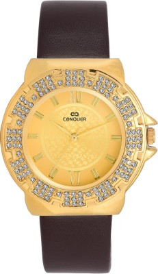 conquer cq11 Analog Watch  - For Women