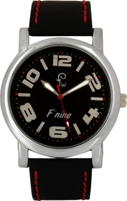 FNINE CASUAL WATCH WITH RED COMBINATION Analog Watch  - For Men