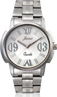 JAINX JM127 Trendy Sport Silver Dial Analog Watch For Men