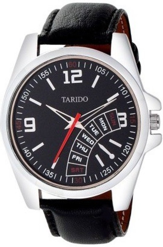 Tarido TD1164SL01 New Era Analog Watch For Men